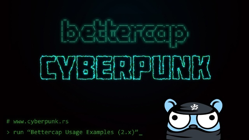 Bettercap 2.x (Examples: Sniffing, Spoofing, XSS, BeEF)
