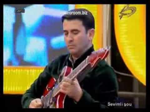 Sevimli shou (Севимли Шоу) - Nofel Suleymanov - Azeri gitara (гитара)