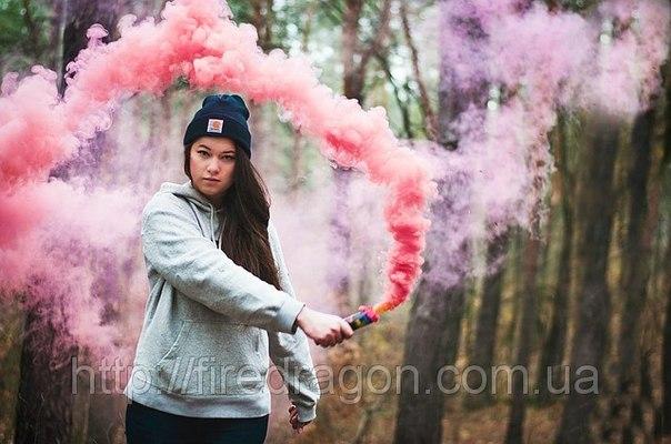 Дымовая шашка своими руками для фотосессии