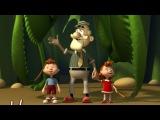 Необыкновенные приключения Карика и Вали 3 серия