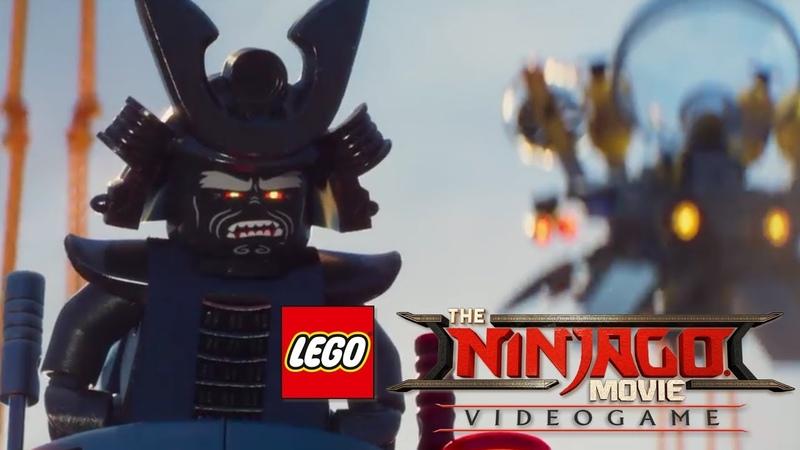 МНОГО АКУЛ 🦈 The Lego Ninjago Movie Videogame