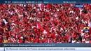 Новости на Россия 24 • Быстрый гол принес швейцарцам победу над командой Албании