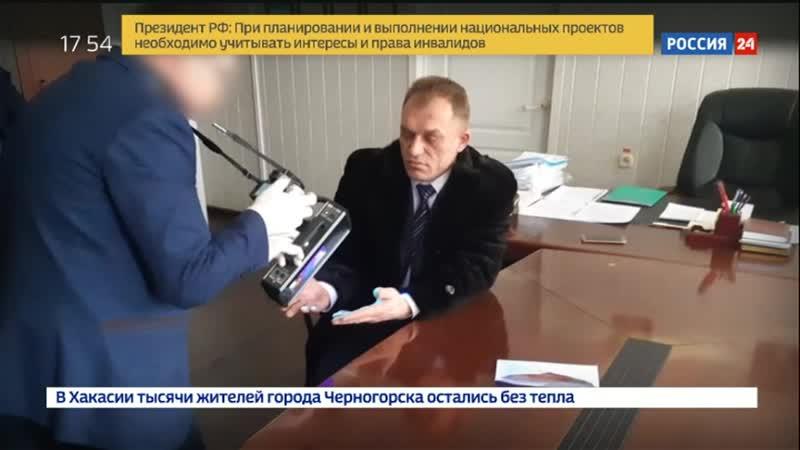 Глава красноярского Росприроднадзора сознался в получении взяток