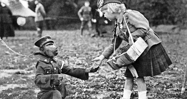 Капрал Джеки  самый необычный солдат Первой мировой
