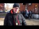 Раздача теплых вещей и горячий обед! Благотворительность в Новокузнецке, Делай ...