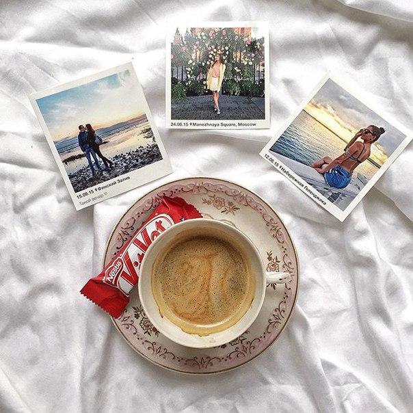Сладкие воспоминания @murrmari о перерыве. А у тебя остались фотографии с твоих последних классных выходных? Делись в комментариях, не стесняйся! ?