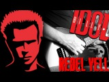 Billy Idol - Rebel Yell GUITAR AND FULL COVER