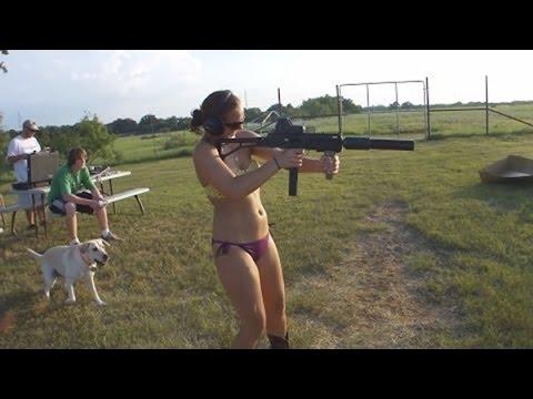 Оружие купил а вот мозги не купил Видео урок как не надо стрелять