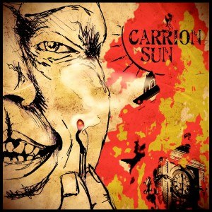 Carrion Sun - The Burning Time [EP] (2012)