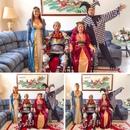«Ежегодное семейное фото. Папа сказал, что будет только императором…