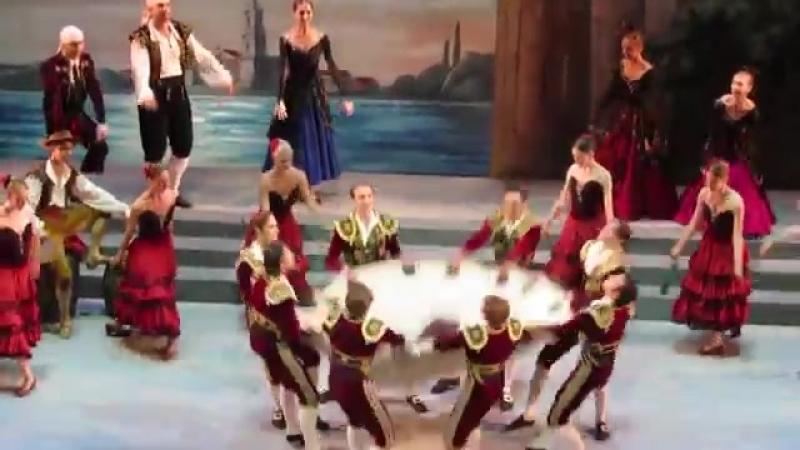 18.07.2018 Mikhailovsky Theatre, Don Quixote, 11 video-clips - Михайловский театр, Дон Кихот, 11 видео-клипы (3)