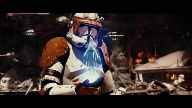 Soldiers follow orders [Clone Troopers]