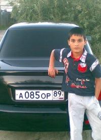 Умуд Мехтиев, 21 мая 1998, Самара, id176020058