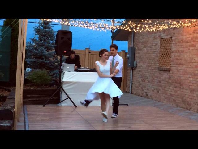 Свинг | Свадьба