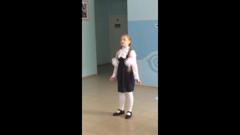 Конкурс чтецов Слово о России г. Заречный, лицей № 230