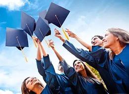 Дорогие наши выпускники!Поздравляем вас с получением диплома и оконча
