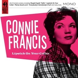 Connie Francis альбом Lipstick on Your Collar