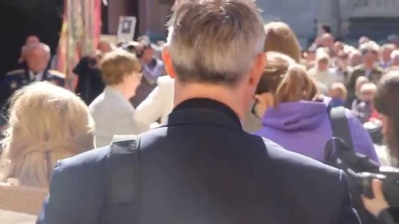 Василий Герелло на 9 мая 2015
