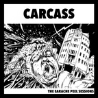 Carcass альбом The Earache Peel Sessions