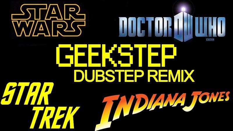 GeekStep - Star Wars vs Dr Who vs Star Trek vs Indiana Jones