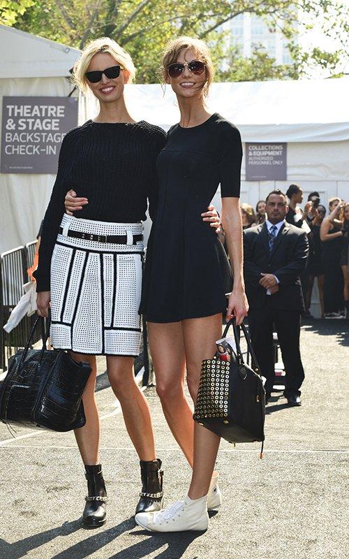 Знаменитости - модницы