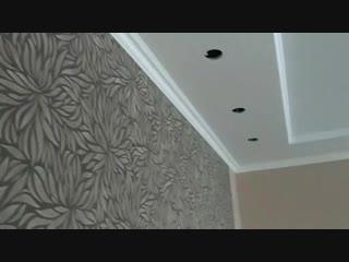 Завершенный ремонт в двухкомнатной квартире