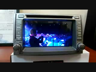 Штатная магнитола Witson для Hyundai H1/Grand Starex - Хендай Н1/Гранд Старекс, Цвет серебро, Android 7.1