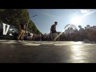 Elmo (Street Masters) vs Руслан (Footrockets)