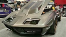 1972 Chevrolet Corvette Restomod Project Insane Build of the Menace Corvette
