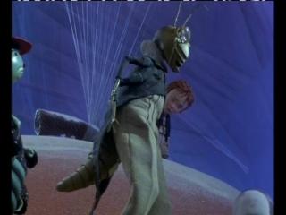 Джеймс и гигантский персик (1996) СТС /Only part 2/