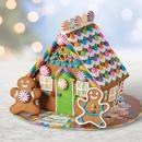 Милые пряничные домики для праздничного настроения