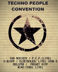 TECHNO CONVENTION@27/09/2014/MANHATTAN
