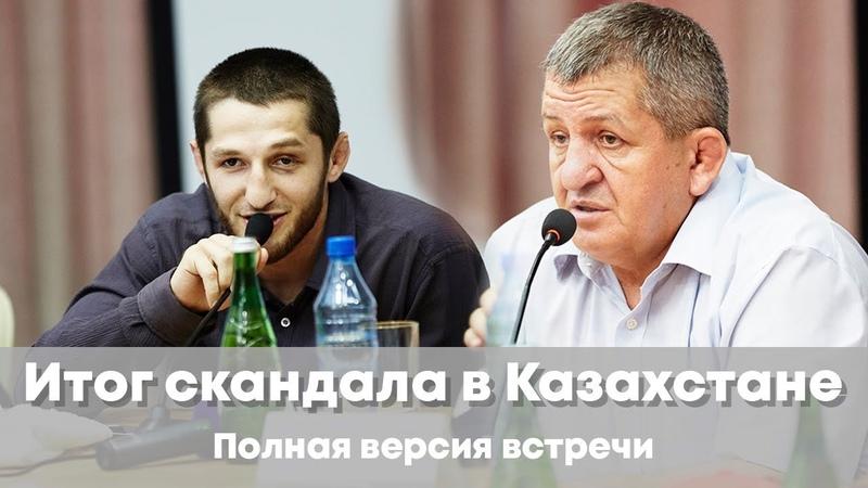 Я доминировал 25 минут а победу отдали сопернику Тагир Уланбеков о бое с Жалгасом Жумагуловым