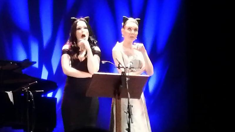 Tarja Turunen Meow @Noche escandinava III