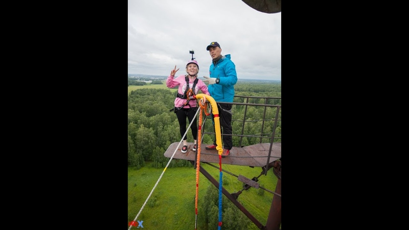 Ninel G AT53 ProX Rope Jumping Chelyabinsk 2018 1 jump
