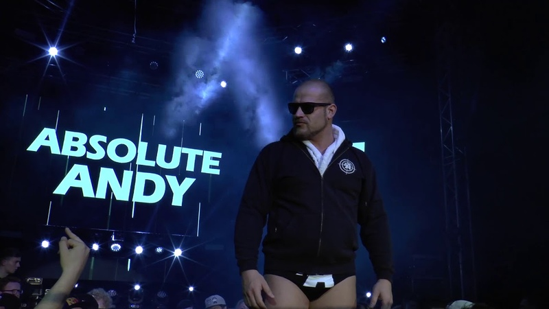 Absolute Andy Entrance Video