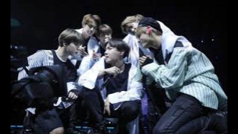 BTS Зажги сцену 5-6 серии @ Вечер с BTS