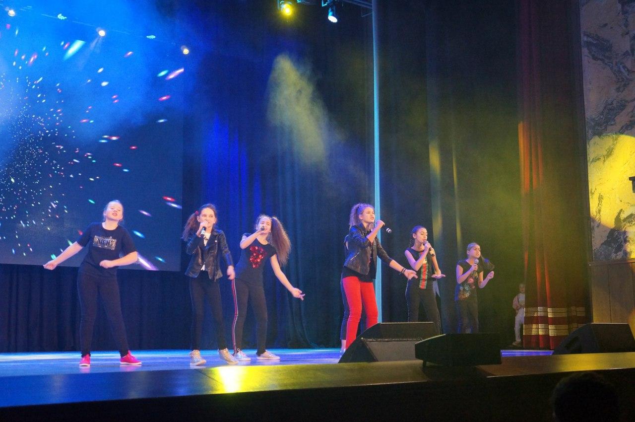 Воспитанники школы №1164 в Савеловском приняли участие в масштабном концерте