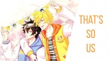 Gareki x Yogi That's So Us Day 3 - A song from a MEP you loved