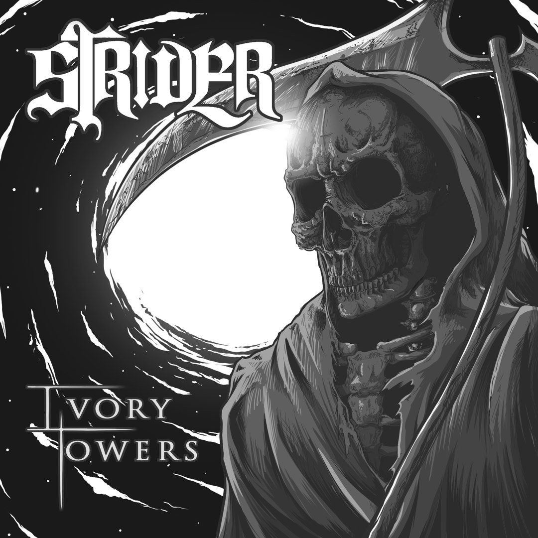 Strider - Ivory Towers [single] (2016)