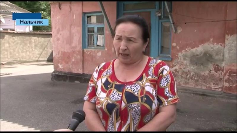 Активисты ОНФ в КБР проводят мониторинг аварийных домов, оставшихся без управления