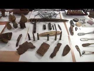 В Карелии поисковики из Новокузнецка нашли останки семерых участников Великой Отечественной войны