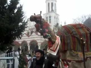 Гагаузский ритуальный танец с