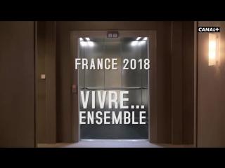 Les Guignols - France 2018 Vivre…ensemble !