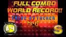 Tribe Attacker CO OP X4 Quadruple Performance FULL COMBO Gold S WORLD RECORD