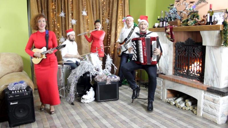КиРЮша band Новогоднее промо