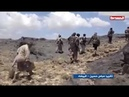 The march camera keeps pace with the liberalization of the Chalmous Mountains strategic range in the province of Al - Bayda 19-04-2019