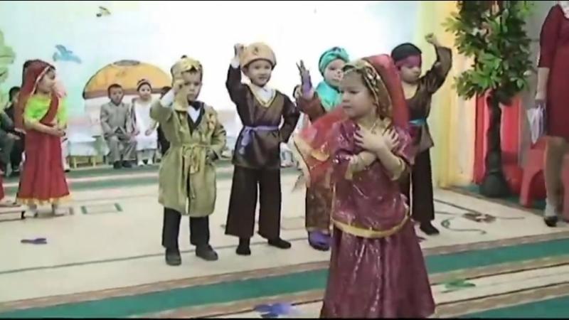№24 Адема индиский танец