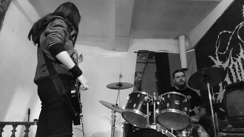 RAW BASTARD - !hajulelaH Rehearsal 2018