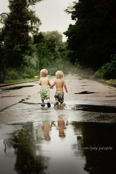 Детство — счастливейшие годы жизни, но мы понимаем это только когда становимся взрослыми.